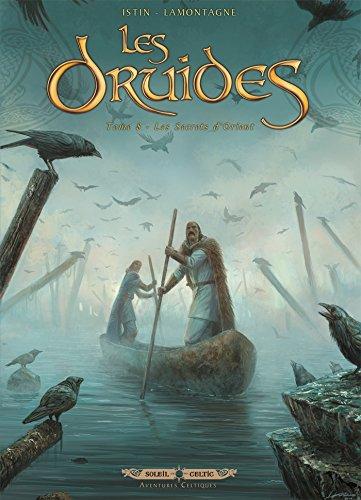 9782302042292: Les Druides T08 - Les Secrets d'Orient