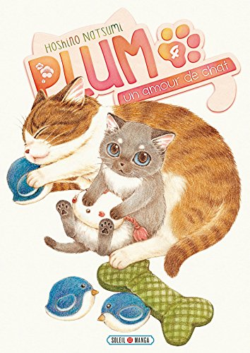 9782302043251: Plum, un amour de chat T4 (Shojo)