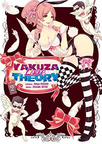 YAKUZA LOVE THEORY T.02: MIZUNO KEIYA