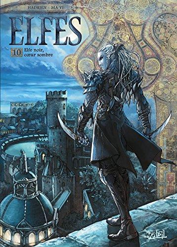 9782302044814: Elfes T10 Elfe Noir Coeur Sombre