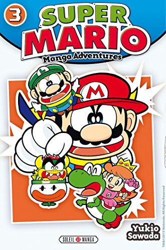 9782302044845: Super Mario Manga Adventures T03