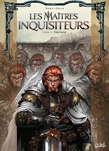 9782302045194: Les Maîtres inquisiteurs T01: Obeyron