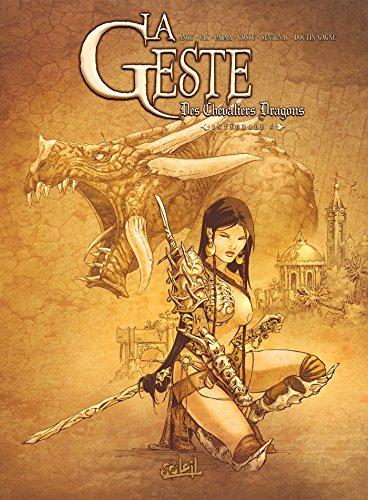 9782302045385: La Geste des Chevaliers dragons - Intégrale T13 à T16