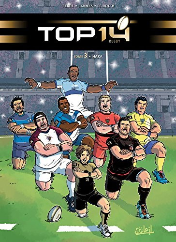 9782302046542: Top 14, Tome 3 :