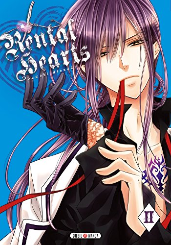 RENTAL HEARTS T.02: OTONAKA SAWAKI