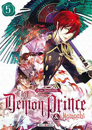 9782302047068: Demon prince & Momochi(The) #05