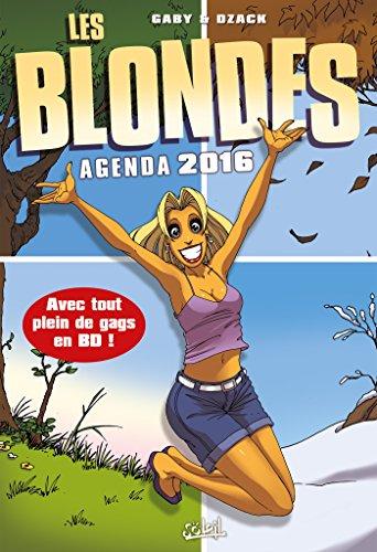 9782302047471: Les Blondes - Agenda 2016