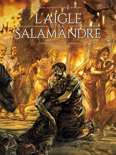 9782302047709: L'Aigle et la Salamandre T01 (SOL.QUADRANTS)