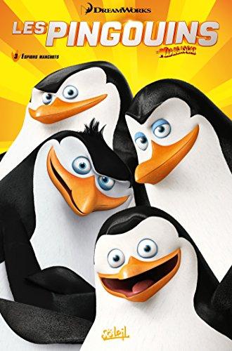 9782302047792: Les Pingouins de Madagascar T03