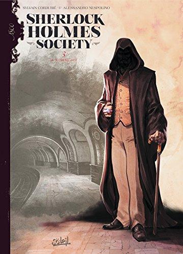9782302047907: Sherlock Holmes Society T3 - in Nomine Dei