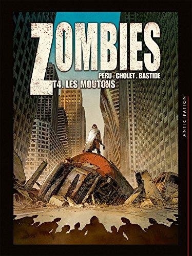 9782302047921: Zombies T04: Les Moutons