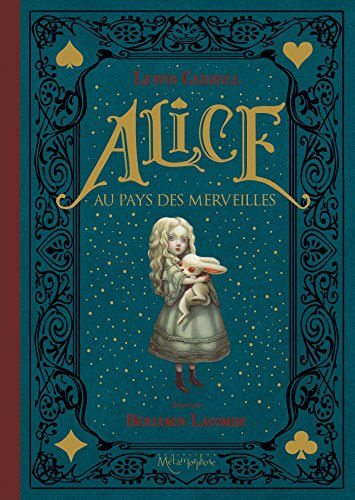 9782302048478: Alice au pays des merveilles [ Alice in Wonderland ] Deluxe Hardbound Board Edition (French Edition)