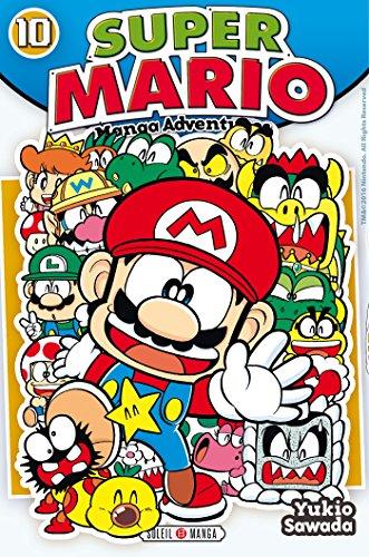 SUPER MARIO T.10 : MANGA ADVENTURES: SAWADA YUKIO