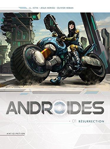 9782302051874: Androides, Tome 1 : Résurrection