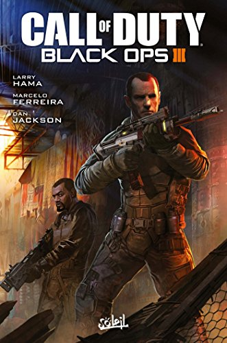 9782302054332: Call of Duty Black OPS III (SOL.COMICS)
