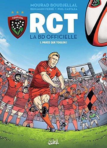 9782302063860: RCT T01: Parce que Toulon