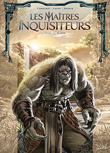 9782302077669: Les Maîtres inquisiteurs T13: Iliann