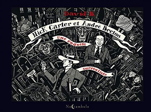 9782302078987: Nick Carter et André Breton - Une enquête surréaliste (SOL.NOCTAMBULE)