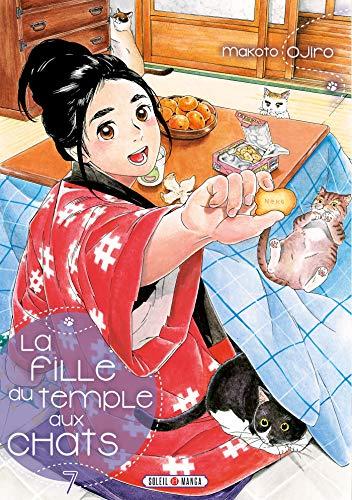 9782302081819: La Fille du Temple aux Chats T07