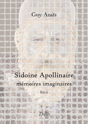 9782303001380: Sidoine Apollinaire