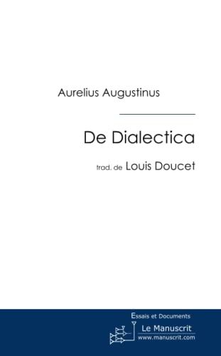 9782304025026: De Dialectica (French Edition)