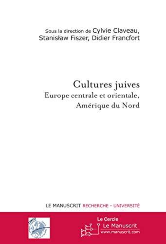 9782304041460: Cultures juives