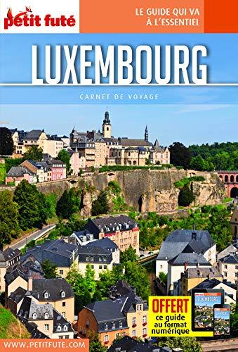 9782305011097: Guide Luxembourg Grand Duché 2019 Carnet Petit Futé