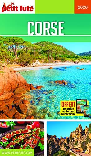 9782305025674: Guide Corse 2020 Petit Futé