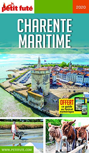 9782305035512: Guide Charente-Maritime 2020 Petit Futé