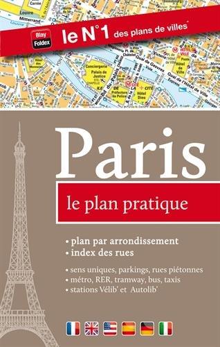 9782309120450: Paris (75) - le plan pratique par arrondissement 2013 (French Edition)