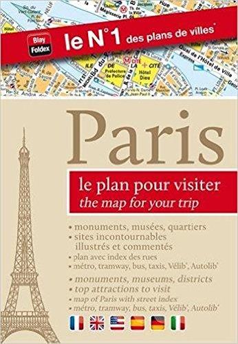 9782309130305: Paris : Le plan pour visiter