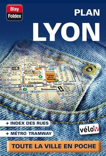 9782309140250: Lyon : Plan