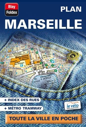 9782309140267: Street Map of Marseille