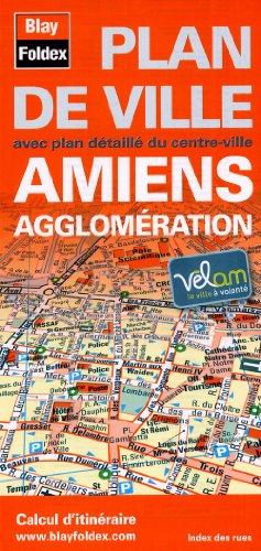 9782309500399: Plan d'Amiens et de son agglomération