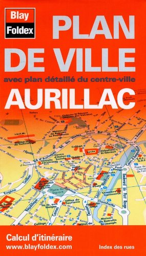 9782309500429: Aurillac (French Edition)