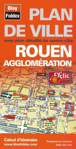 9782309500986: Rouen agglomération (French Edition)