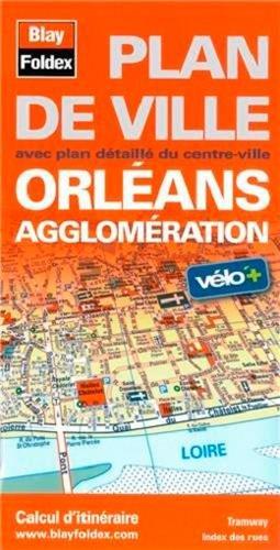 9782309501266: Plan d'Orléans et de son agglomération