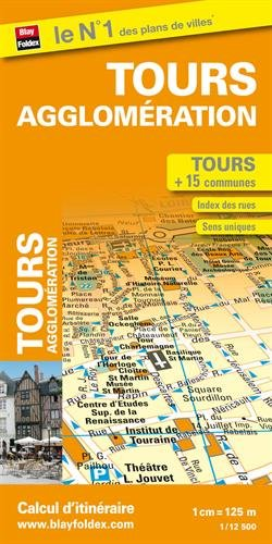 9782309501556: Tours agglomeration (French Edition)