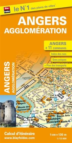 9782309501587: angers agglomération