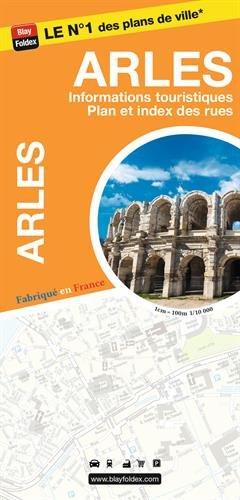 9782309502638: Arles : 1/10 000 (Plan de ville)