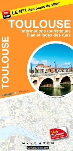 9782309503130: Toulouse : 1/15 000, avec livret