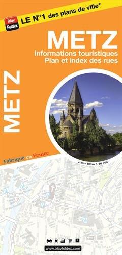 9782309503314: Metz : 1/10 000, avec livret