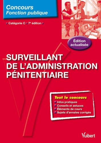 9782311001402: N°40 Surveillant administratif pénitentiaire, catégorie C