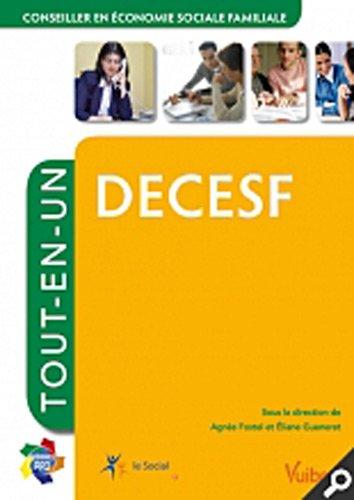 9782311003758: Formation DECESF - Itinéraires pro - Tout-en-un