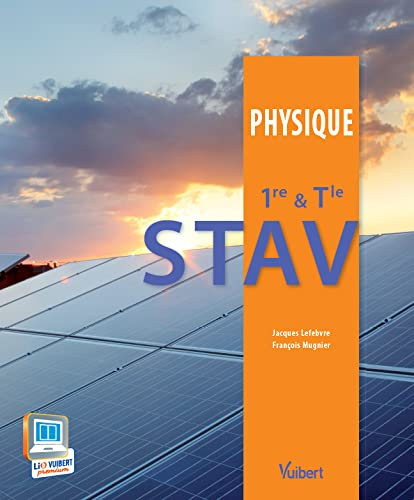 9782311008708: Physique 1e Term Stav