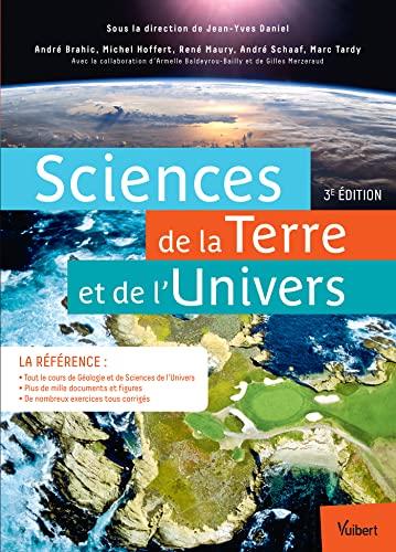 9782311009675: Sciences de la Terre et de l Univers - Licence SVT - Licence Sciences de l Univers - CAPES et Agrégation SVT
