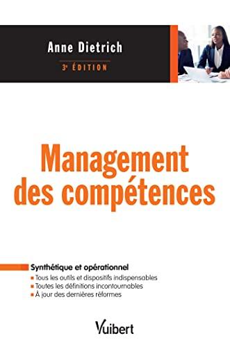 9782311010527: Management des compétences