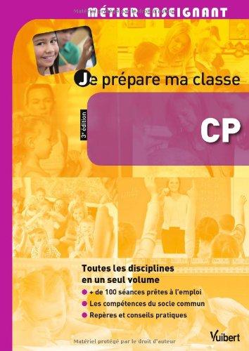 9782311010862: Je prépare ma classe de CP