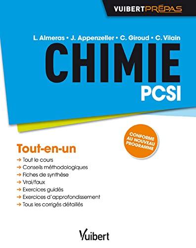 9782311013030: Chimie PCSI