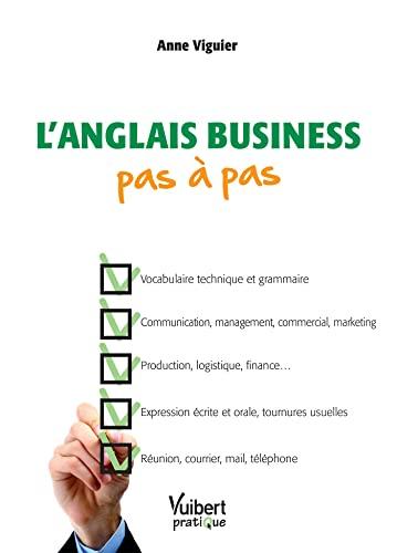 9782311013085: L'anglais business pas à pas
